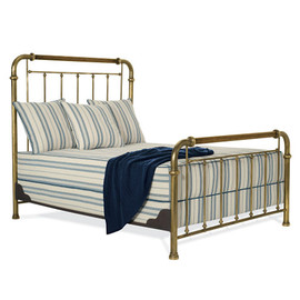 RALPH LAUREN - HITHER HILLS BRASS BED