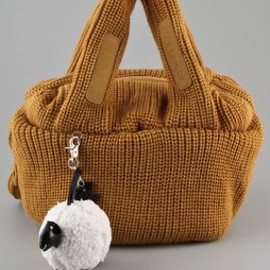 SEE BY CHLOE - Joyrider Tricot Small Shoulder Bag