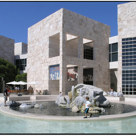 Los Angeles, CA - The J. Paul Getty Museum