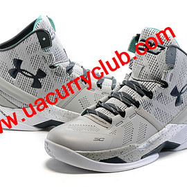 under armour - 2016 New Style Curry 2 Basketball Shoes White Color