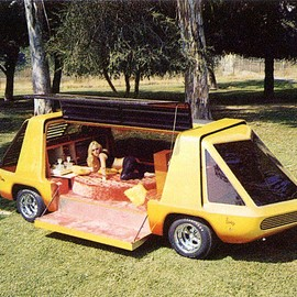 George Barris' 1966 Tradesman Supervan