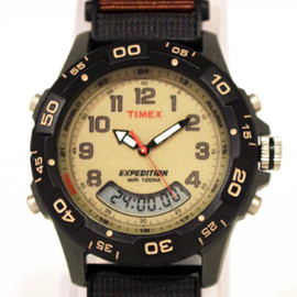 "Timex - Timex ""Expedetion Resin Combo"" olive_brown"