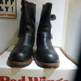 RED WING - ENGINEER BOOTS