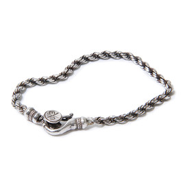 "nonnative, END - DWELLER BRACELET ""FOUNTAIN"" - 925 SILVER by END"