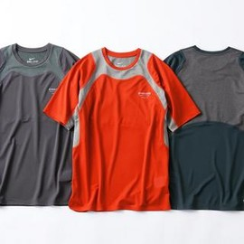 GYAKUSOU - AS UC DRI-FIT SS TOP