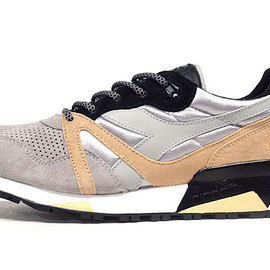 "diadora - N.9000 SOL Y SOMBRA ""made in ITALY"" ""24 kilates"""