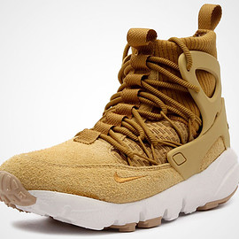 NIKE - Air Footscape Mid Utility - Wheat/Wheat/Summit White/Gum Light Brown