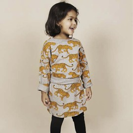 mini rodini - TIGER DRESS