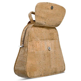 Corkor - Vegan Backpack for Women Handmade from Cork by Corkor