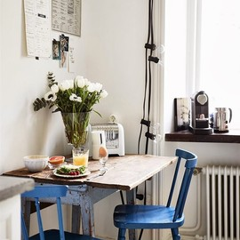 Morning Table (via my scandinavian home)