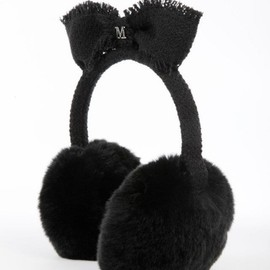 Maison Michel - Earmuffs from Maison Michel AW12-13 collection