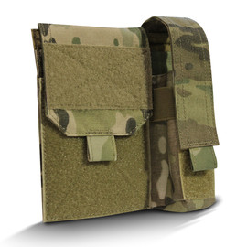 TYR Tactical - Admin Pouch w/ Flashlight - Multicam