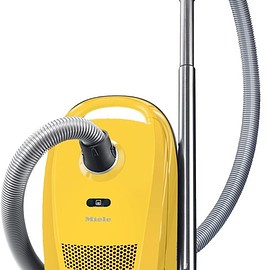 Miele, Compact C2 - vacuum cleaner  カナリアンイエロー