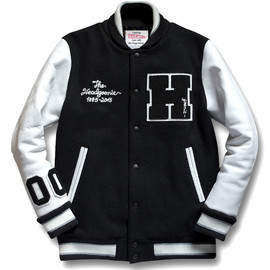 JETLINK, HEADGOONIE - THE FUTURE 2015 STADIUM JACKETスタジャン