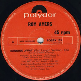 Roy Ayers - Running Away  - 12 Inch