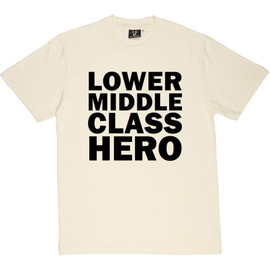 T-34 - Lower Middle Class Hero Tee