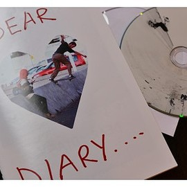 "anti hero - ""Dear Diary"" DVD + Zine"
