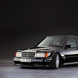 Mercedes-Benz - Mercedes-Benz 190 E 2.5-16 Evolution II