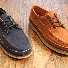 Russell Moccasin - Russell Moccasin × UNUSED