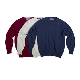 Best Made Company - The Scottish Lambswool Crewneck