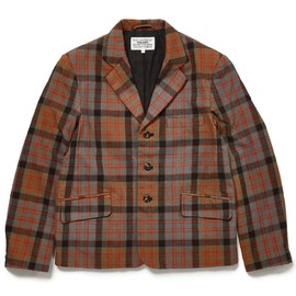 PEEL&LIFT - box jacket MacDonald tartan