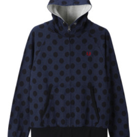 FRED PERRY - Jacquard Zip Parka