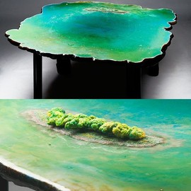 Gaetano Pesce - Ocean Table