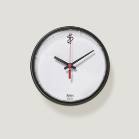 """STUSSY Livin' GENERAL STORE - """"Time is money"""" Clock"""