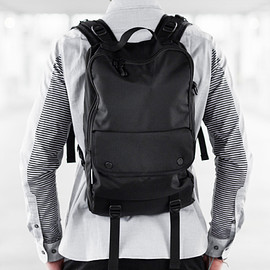 DSPTCH - Bookpack - Black