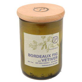 Paddywax - Bordeaux Fig & Vetiver Upcycled ECO Candle