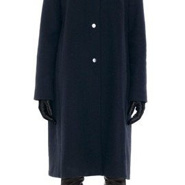Acne - 2013 pre fall Coat Esta Melton Mazarine Blue