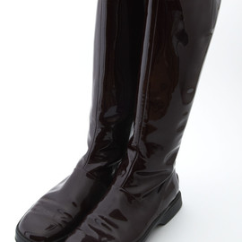 Tod's - Patent Leather Boots