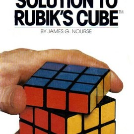 James G. Nourse - THE SIMPLE SOLUTION TO RUBIK'S CUBE (Paperback)