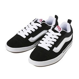 VANS - KNU SKOOL BLACK/WHITE