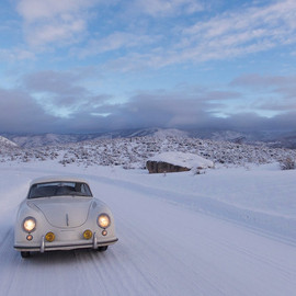 Porsche - This 1953 Pre-A Porsche 356 Runs Great in Wintry Rockies -