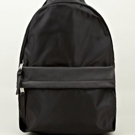 Silent by Damir Doma - Men's Black Bost Backpack