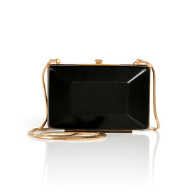 MARC BY MARC JACOBS - Leather Box Clutch