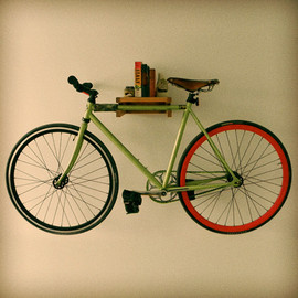 Urban City bike shelves - Urban City Bike Shelf