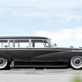Benz - cool Wagon