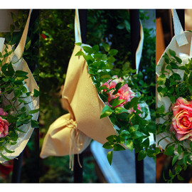logi - flower&flower bag