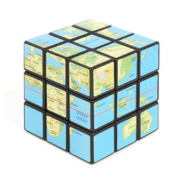 RUBIK'S CUBE - EARTH