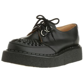 GEORGE COX - 8588 Black Leather