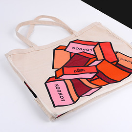 Tom Dixon - Progress Packaging Made Thought Tom Dixon Tote Bag