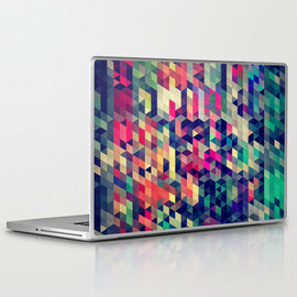Society6 - atym Laptop & iPad Skin
