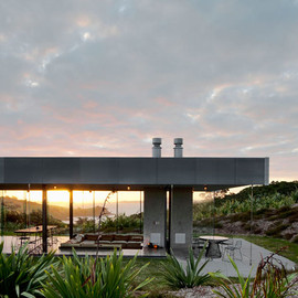 Fearon Hay Architects - Island Retreat, Waiheke Island, New Zealand