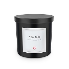Twelve South - New Mac Candle
