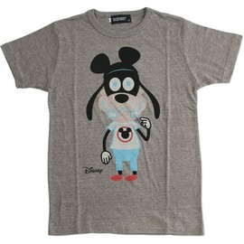 Disney meets The Wonderful! design works. Vol.4 - Mickey Mouse Club GOOFY