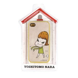 "HOW2WORK, YOSHITOMO NARA - ""Walk On"" iPhone case"