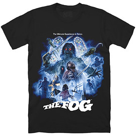 cavitycolors - THE FOG: ULTIMATE TERROR - T-SHIRT