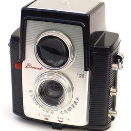 kodak - Brownie Starflex